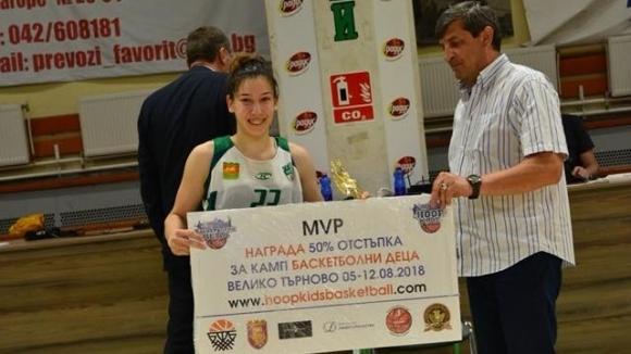 БАСКЕТБОЛНИ ДЕЦА достига до най-полезните състезатели и състезателки на БФ Баскетбол при подрастващите