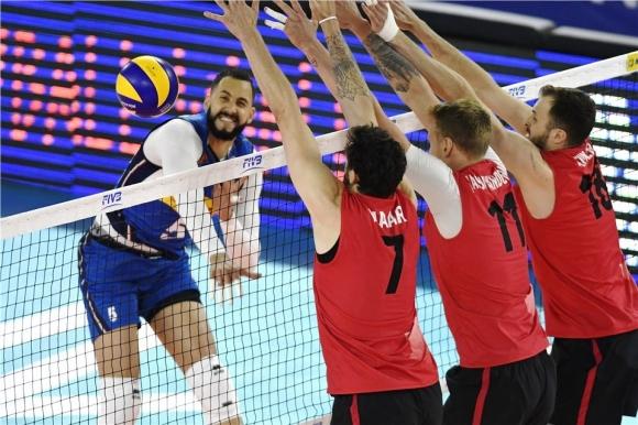 Канада нанесе първа загуба на Италия (видео)