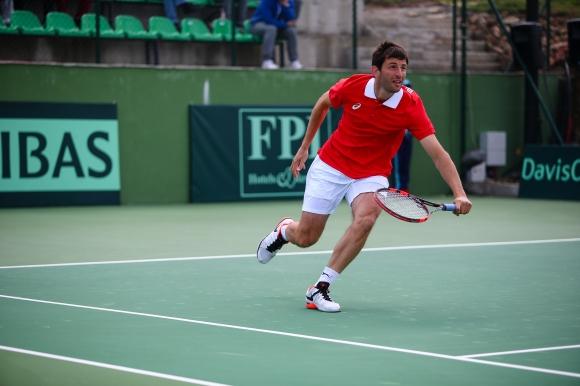 Александър Лазов спечели титлата на двойки в Италия