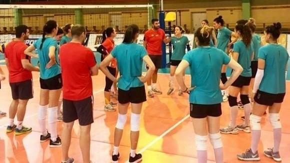 Волейболистките гостуват на Украйна в Златната европейска лига днес! Гледайте мача ТУК!