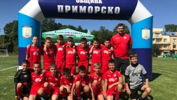Юношите на ЦСКА-София разбиха Левски