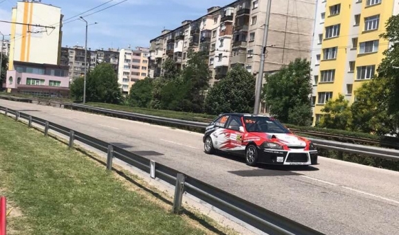 Иван Влъчков ще стартира от първа позиция на писта Хасково