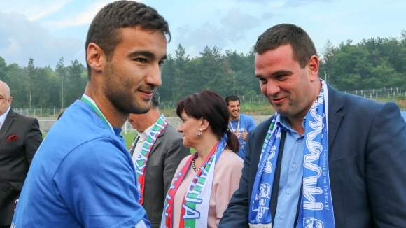 Кременлиев за трансфера си в Локомотив: Отивам в клуб с традиции