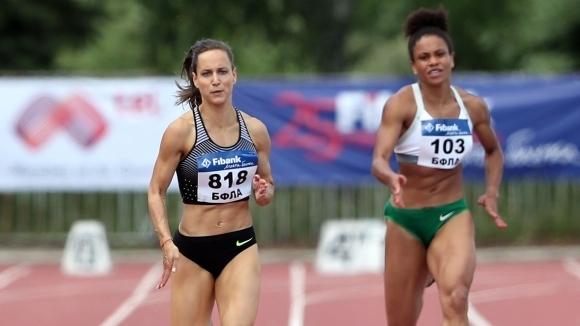 Инна Ефтимова покри и норматива на 100 м за Европейското в Берлин