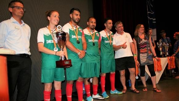 България втора сила в Европа по стрийт футбол