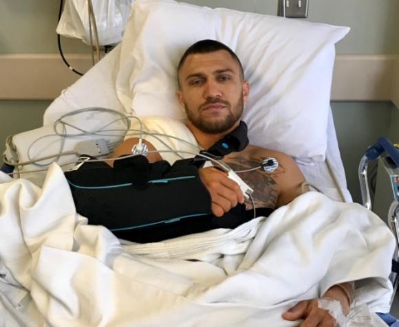 Ломаченко аут за четири месеца