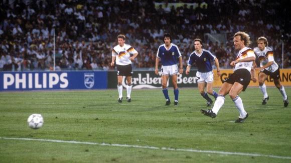 Много спорна дузпа донесе третата купа на Германия