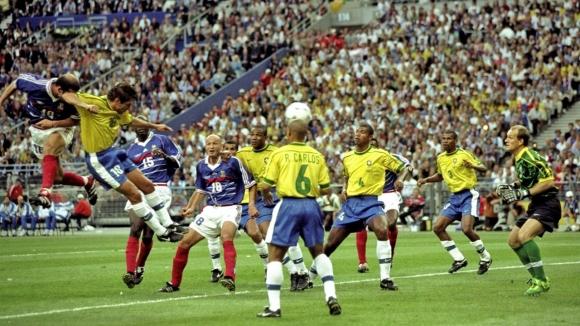Магията на Зизу и устремът на Франция смазаха Бразилия