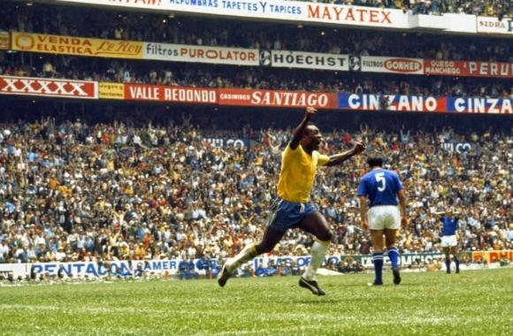 Божествената Бразилия смаза Италия в най-красивия финал