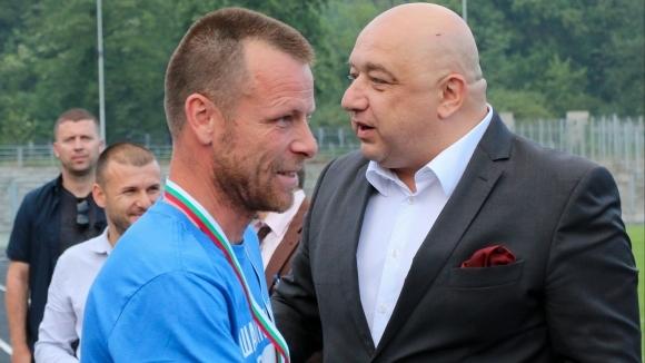 Топчо и Кременлиев преподписаха с Арда, героят от САЩ'94 поема още една длъжност