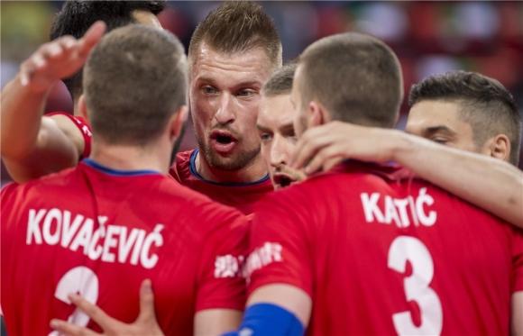 Сърбия завърши с 3 от 3 в София след нов тайбрек (видео)