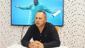 Президентът на ВК Добруджа: С Пламен Христов говорим на един език (видео)