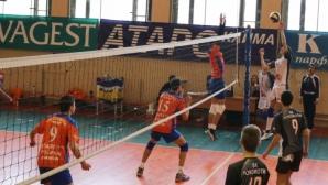 Тръгна инициатива за обединение на Локомотив и Виктория Волей