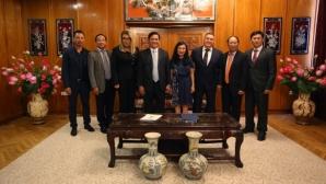 Българската и виетнамската федерации по джудо ще си сътрудничат