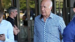 Легенда хвърли оставка в Левски
