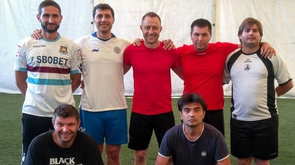 Кирил Евтимов събра двама бивши национали в един отбор