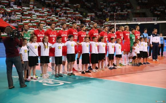 Фенове изпратиха волейболистите за Япония (снимки)