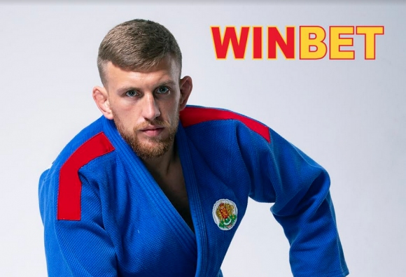 Winbet стана официален спонсор на джудиста Даниел Дичев