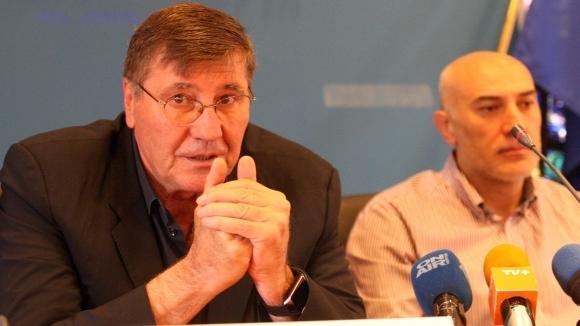 Георги Глушков: Хубаво е, че ще играем с най-добрите си играчи