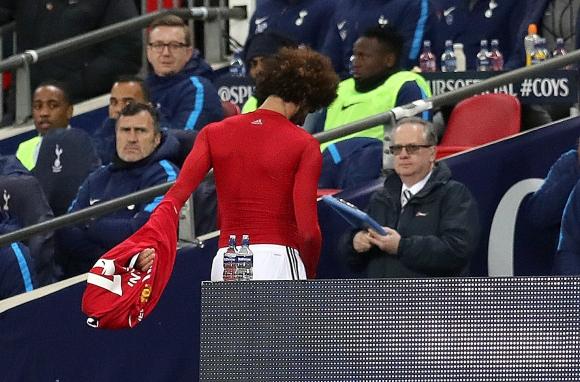 Фелаини изненадващо може да остане в Премиър лийг, но не в Ман Юнайтед