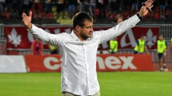 Разминал се с треньорския пост в ЦСКА-София подписа с Раднички (Ниш)