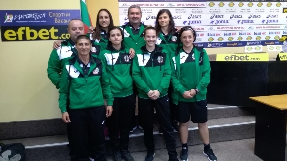 Добър жребий за боксьорките ни на Европейското в София