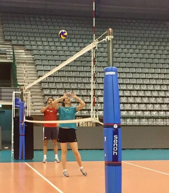 Зала с 5000 места очаква волейболистките ни в Португалия