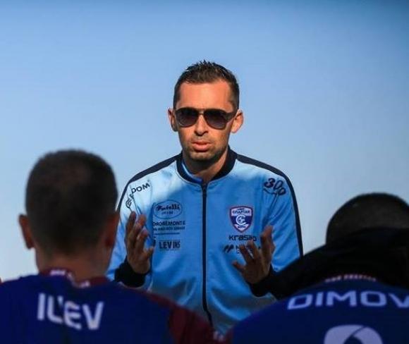 Треньорът на МФК Спартак: 12 години работихме за това 12-о място