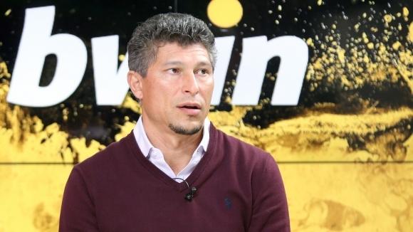 Балъков отговори на спекулациите, пращащи го в ЦСКА-София
