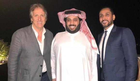 Жорже Жезус си намери отбор в Саудитска Арабия