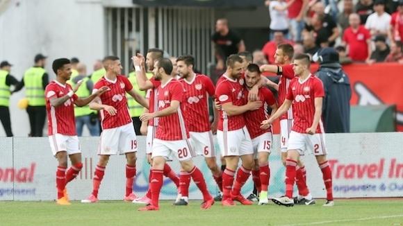 ЦСКА-София уреди контрола със сериозен европейски отбор