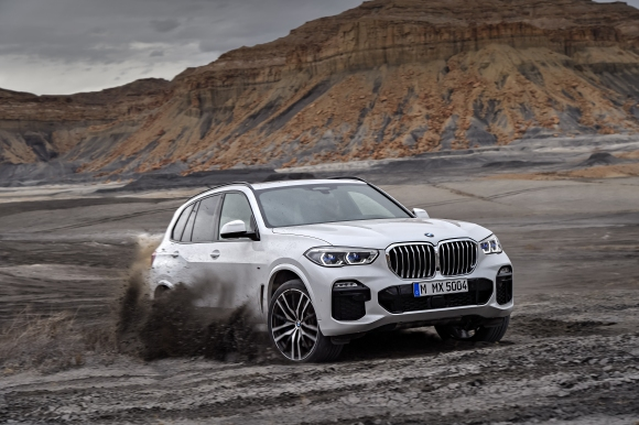 Запознай се с новото BMW X5