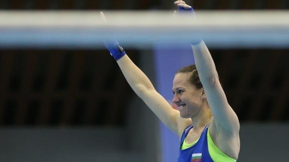 Станимира Петрова започна с успех на Европейското
