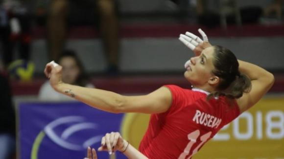 Христина Русева е №1 на блокада в Златната лига