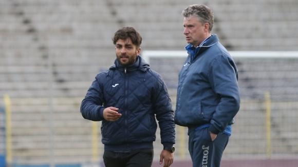 Септември (София) има нов кондиционен треньор