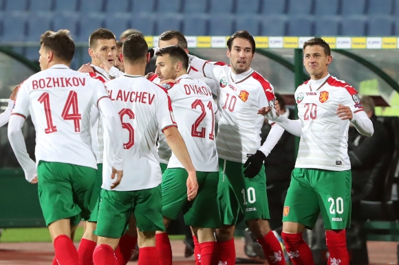 България влезе в топ 50 на ранглистата на ФИФА