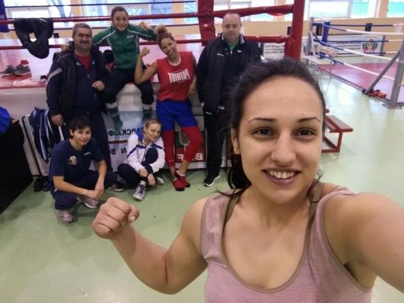 2000 лева получи от община Омуртаг еврошампионка по бокс Мелис Йонузова