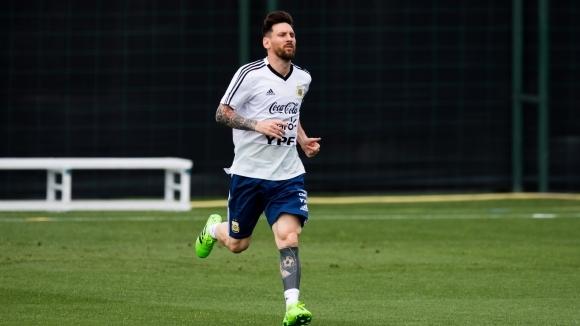 Меси: Аржентина може да победи всеки