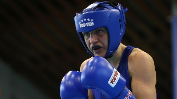 И Деница Елисеева тръгна с победа на Европейското