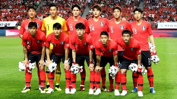 Южна Корея с нулево равенство в предпоследната си контрола