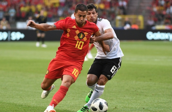 Азар: Белгия може да спечели трофей