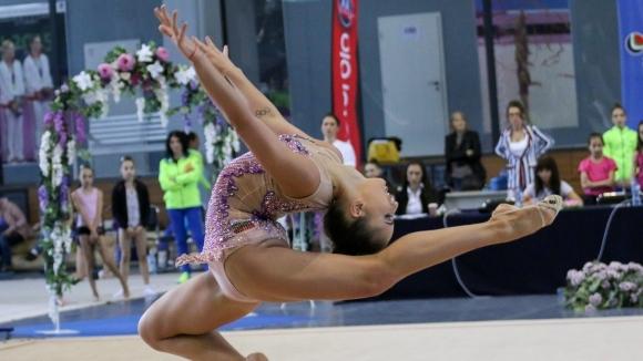"""Гимнастички от седем държави ще участват на """"Тракия къп"""" и Приз Мария Петрова"""