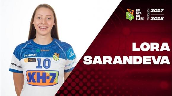 Лора Сарандева ще продължи кариерата си в Испания