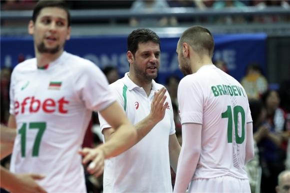 Пламен Константинов: Играхме добре под напрежение