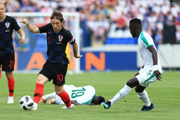 Хърватия обърна Сенегал в загрявката за Мондиала