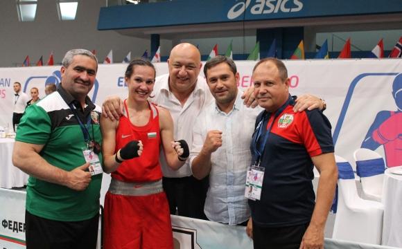 България си осигури поне три медала на европейското по бокс за жени