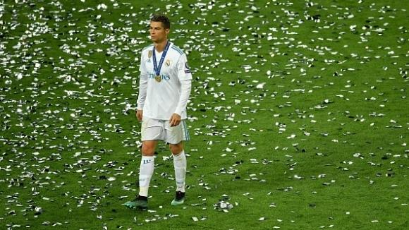 Реал Мадрид е предложил подобрен договор на Кристиано Роналдо