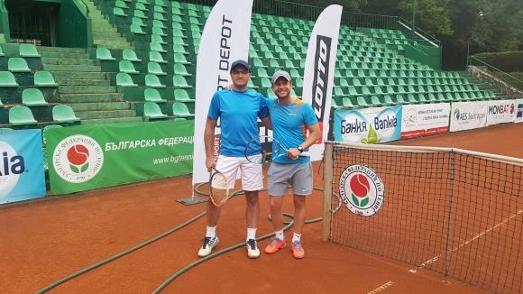 Ненчо Балабанов играе решаващ мач за влизане в Мастърса