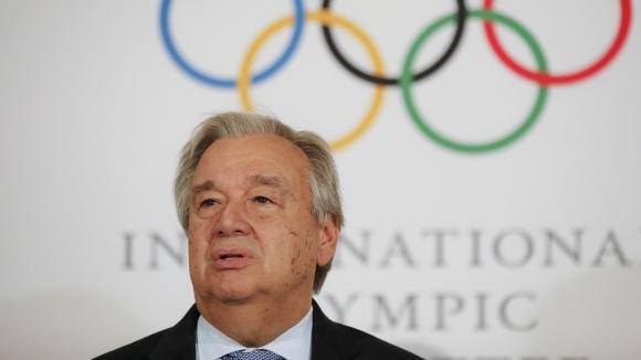 Генералният секретар на ООН ще посети Русия по време на Мондиала