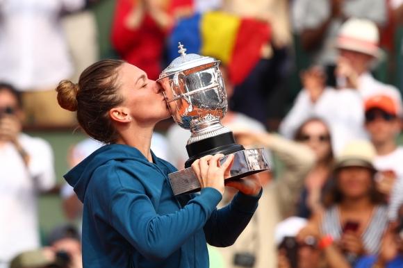 """Седем различни тенисистки са спечелели последните седем турнира от """"Големия шлем"""""""